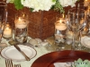 Organic Table Setting